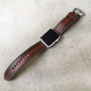 Apple Watch Band 38mm 42mm, Hand-Stitched Handmade, Series 3 Series 2 Series 1,