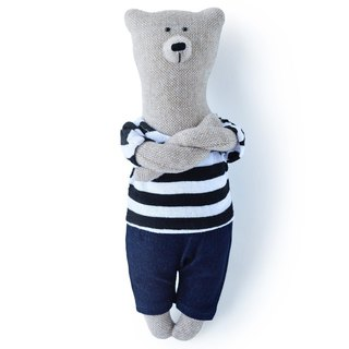 PK bears | Chef Lars 23cm I handmade fashion bear I