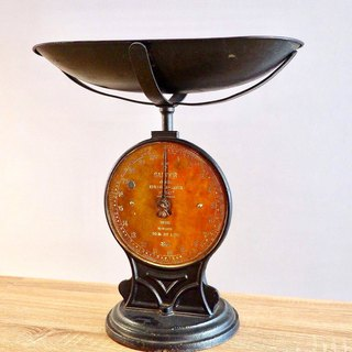 1930 British Salter No.50T antique scales