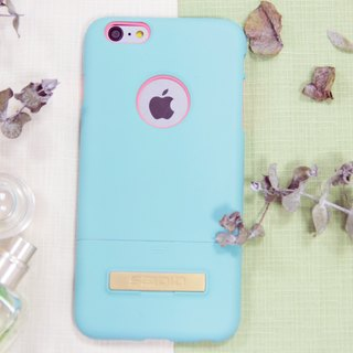 City Fashion Two-Color Case / Case for iPhone 6 (s) / 6 (s) Plus - Elegant Blue -SURFACE ™ Series