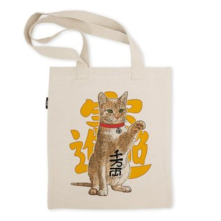 AMO®Original Tote Bags/AKE/ Fortune Cat