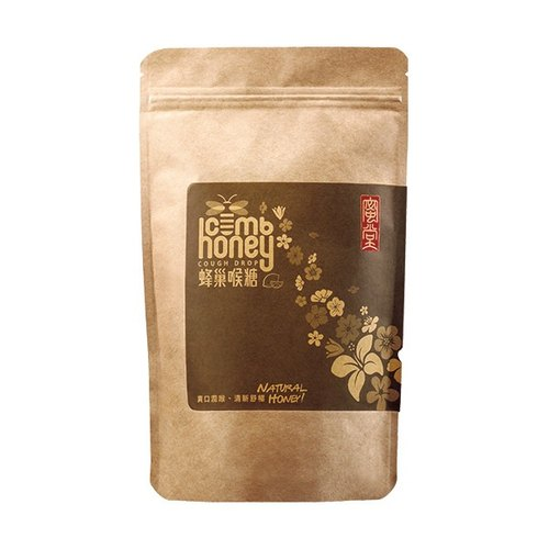 Honeycomb throat - lemon flavor (140g)