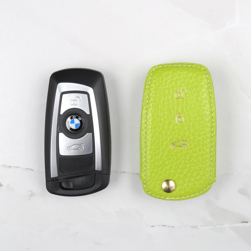 BMW 120i car key holster made to order