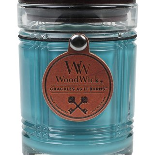 【VIVAWANG】 WW10oz Men's Fragrance Candles (Spruce) Fresh Cold Green, Dark Green Herbal Fresh Fragrance