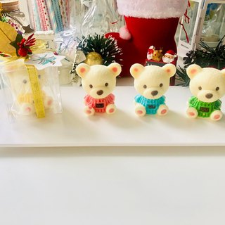 【聖誕限定】baby bear chocolate
