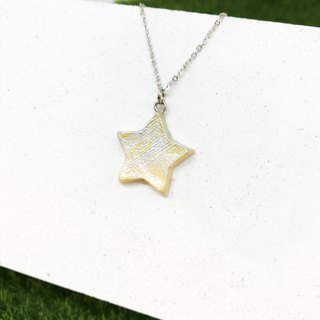 [Pan Star] - Five Star Necklace