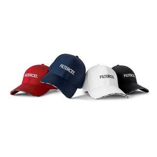 Filter017 Logo Sandwich Bill Cap / Sandwich Baseball Cap