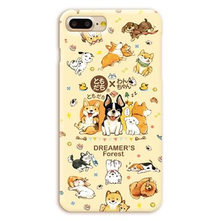 (Spot) afu illustrator phone case - iPhone7Plus / 7sPlus - Hundreds of dog life