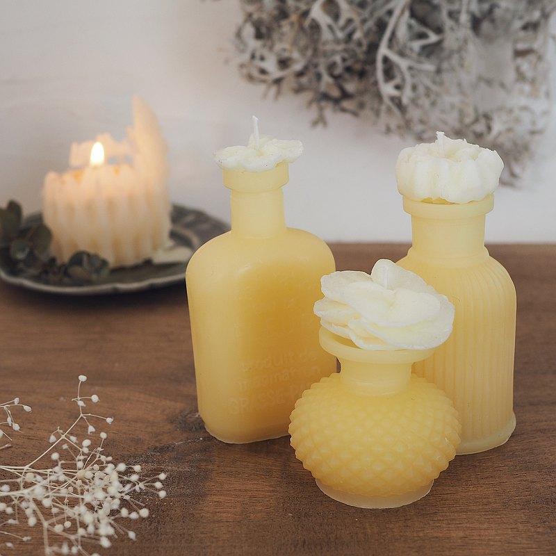 pullo kukka 蠟燭 B 組