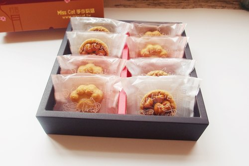 Mid-Autumn Festival limited cat catches Hawaii fruit gift box