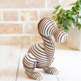 Du Du Brid/3D Craft Gift/