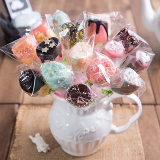 Marshmallow Chocolate Pop-20in