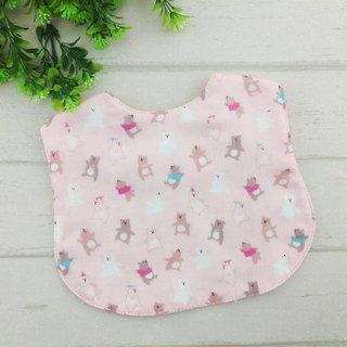 38 pieces of fabric optional | double-sided optional cloth | Japan six yarn bibs / saliva towel / bibble type hiccup towels (can add 40 embroidery name)