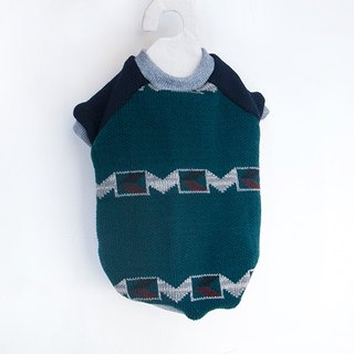 【Pre-college students】 For Dear hair winter children's knit sweaters - cats and dogs clothes