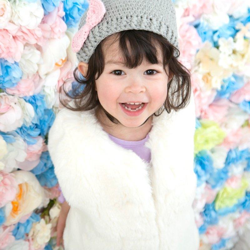 Cutie Bella保暖厚絨毛背心 仿毛皮草 Fur Vest-Cream 氣質米白