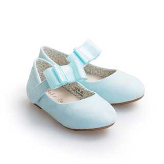 Baby Day classic fantasy doll shoes - ice blue