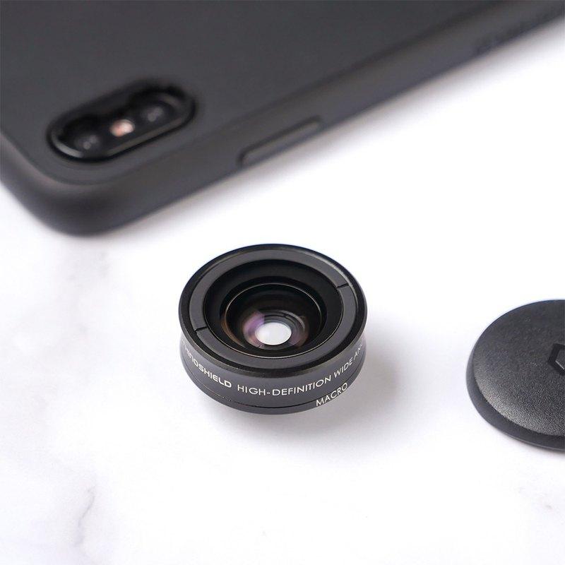 微距廣角二合一鏡頭- 新代 手機專用擴充鏡頭