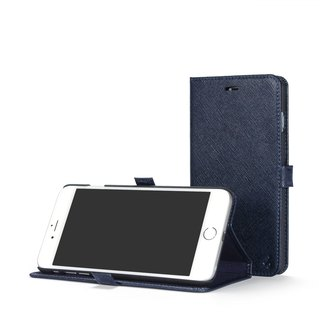STORYLEATHER Spot iPhone 6 plus / 6S plus (5.5 inches) Style 05211 hemming folding leather case