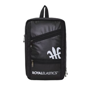 ROYAL ELASTICS - Challenge Ultimate Challenge Dual-use Backpack (Black)