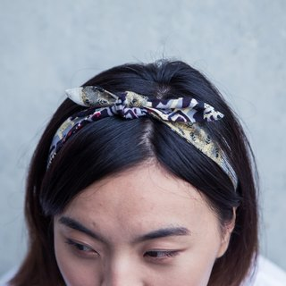 No wire strap headband headbands ::: ::: Fauvism