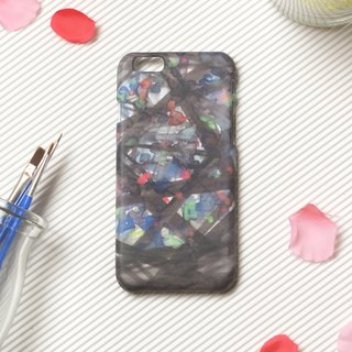 Dark color gap - iPhone6splus original mobile phone shell / protective cover / limited time offer / product clear