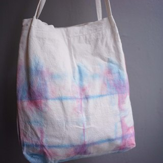 Tie-dye cotton sacks |