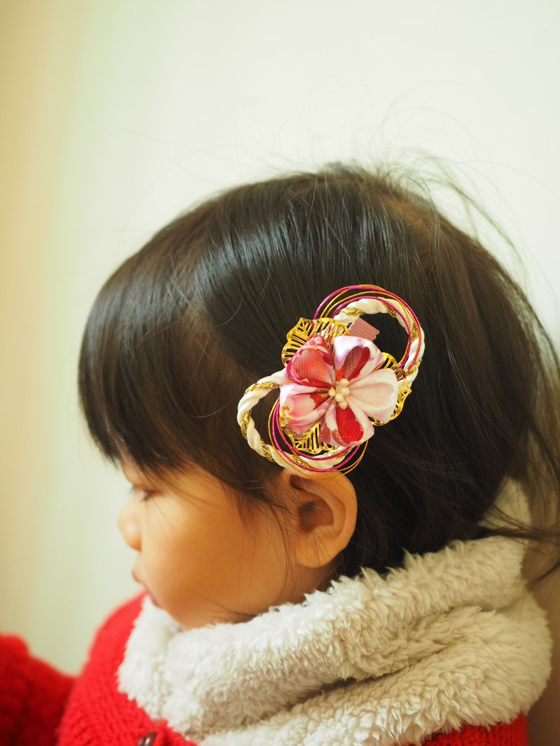 Chinese New Year Hair Accessory Hair Clip Band