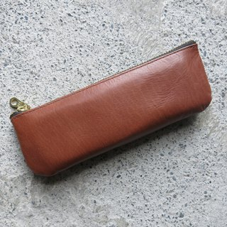 Very delicate, soft pencil case _ chocolate color [LBT Pro]
