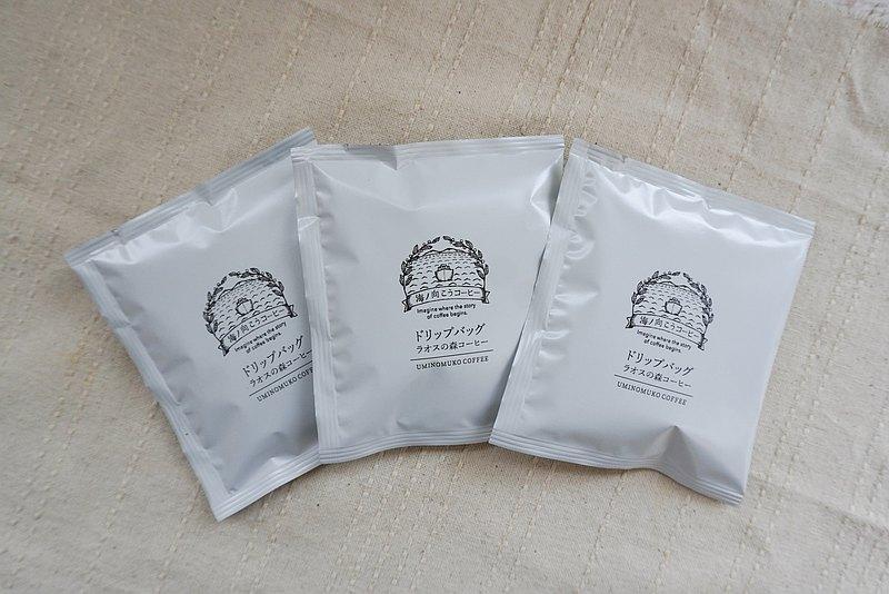 30包入 寮國之森  環境友善  濾掛式咖啡