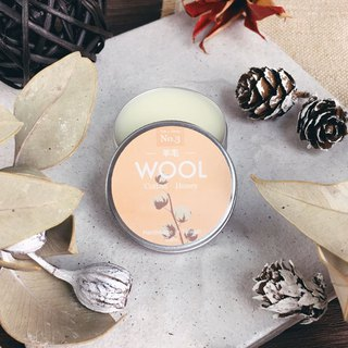 Take a Snooze - Skin Moisturizing & Balm / No.3 WOOL WOOL