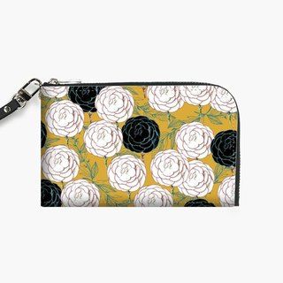 Snupped Isotope - Phone Pouch - Carnations
