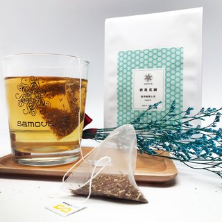 Algae Green Tea Phytoids Garden | Cranberry sweet and sour green tea clarity Aroma | Tetronic tea bag 15 package