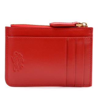 La Poche Secrete Christmas Gift: Pocket Cassette Change Key Bag_Gift Red