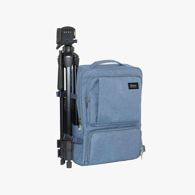 Noland Ocean Spray Simple blue multi-purpose single-lens reflex camera  backpack   laptop backpack - Designer ideer