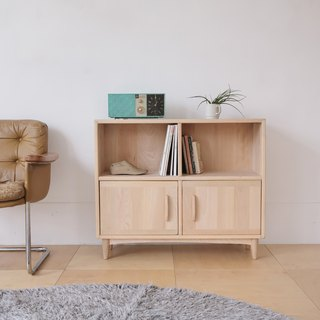 Just beech beech wood bookcase (size can be customized)