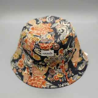 HARNS fisherman hat hat floral Japanese Japanese