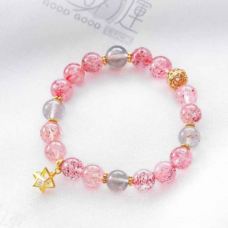 耀眼愛戀轉運手環(含開光)招桃花、守護愛情、增加信心、穩定情緒