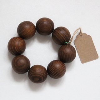 Oak Beads Hand Made Fair Trade Folk Art Stretch Retro Bangle Unisex Bracelet