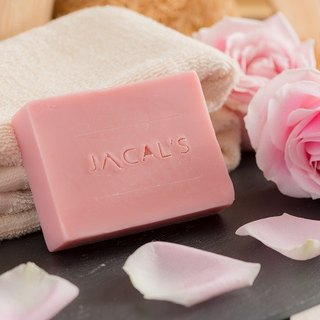 JACAL'S White Tea Rose Soap