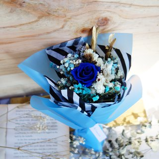 Amor Floral - Ice Romance Flower Bouquet (Spot) / Birthday