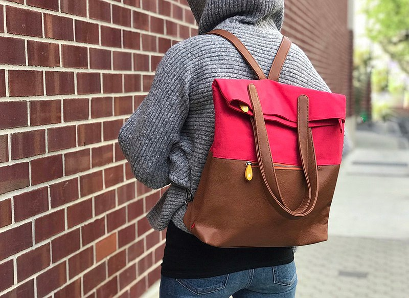 Laptop Backpack & Canvas Bag | Designed in Brooklyn NYC