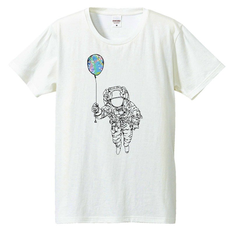 [Tシャツ] Space balloon