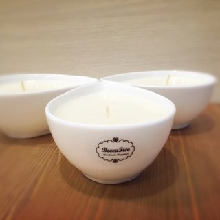 Aromatherapy Massage Soy Candle