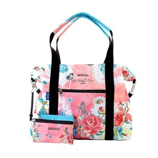 COPLAY  travel bag-England roses