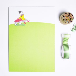 Wonderful Day | Notebook / Letter paper