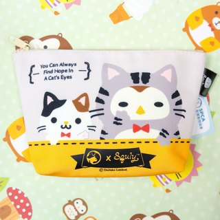 SPCA x Squly and Friends Pouch (Cat) - G002SQB