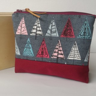 Triangle Tree Five-Layer Bag - Give yourself and your mother the best Mother's Day gift