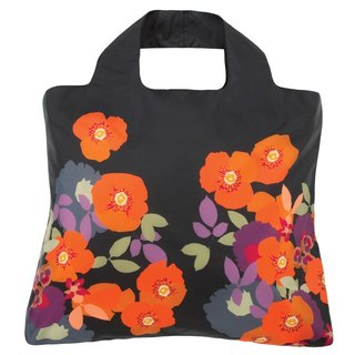 ENVIROSAX Australian Reusable Shopping Bag-Bloom Poppies
