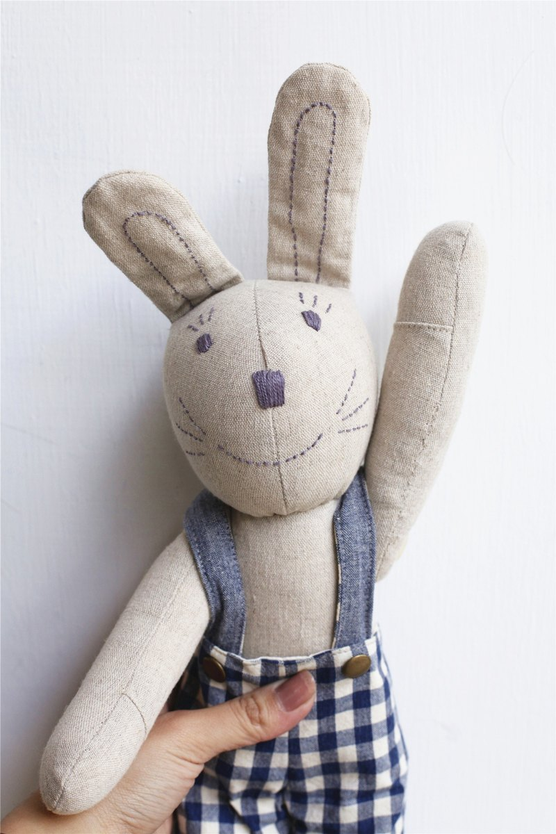 [Good day] hand-made hand-made rabbit doll