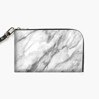 Snupped Isotope - Phone Pouch - Makrana Marble